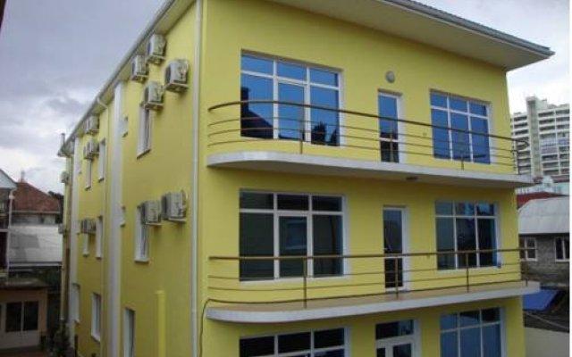 Гостиница Margarita Guest House вид на фасад