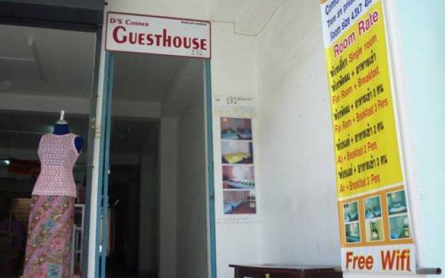 Отель D's Corner & Guesthouse интерьер отеля