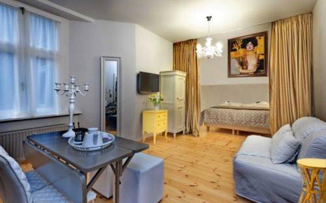 Апартаменты Aris Apartment in Prenzlauer Berg комната для гостей