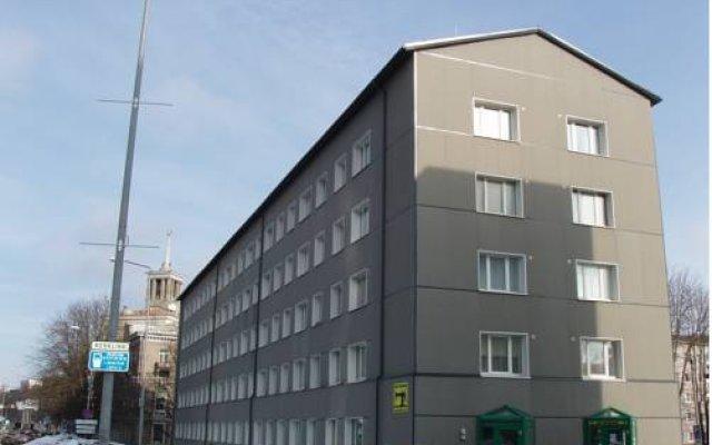 Апартаменты Liivalaia 42 Apartment вид на фасад