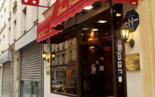 Отель Hôtel Paris Voltaire вид на фасад