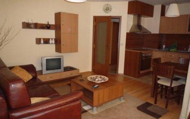 Апартаменты PM Services Vila Park Apartments Боровец комната для гостей