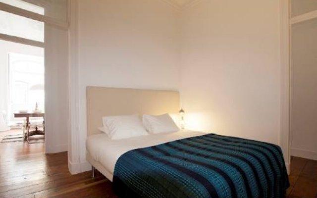 Отель Lovely Baixa комната для гостей