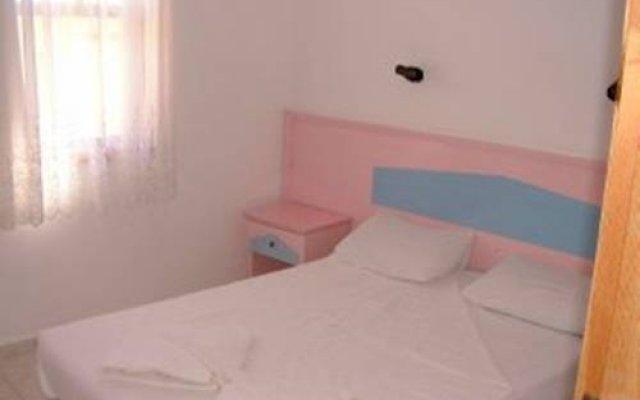 Отель Ernur Олудениз комната для гостей