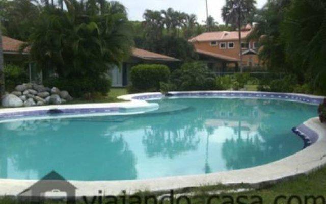Отель Villa Olinala Сиуатанехо бассейн