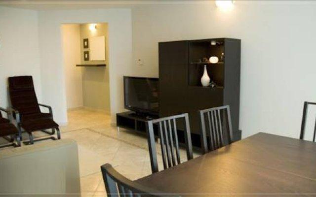 Отель Furnished Rentals ARY Marina Tower Dubai Marina комната для гостей