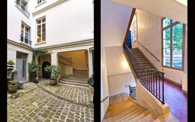 Отель Studios Paris Appartement Louis XIV Франция, Париж - отзывы, цены и фото номеров - забронировать отель Studios Paris Appartement Louis XIV онлайн вид на фасад