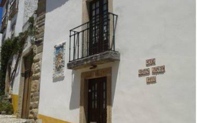 Отель Casa dos Frutos Divinos вид на фасад