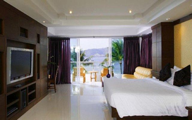 Отель Rayaburi Beach Club комната для гостей