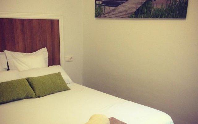 Апартаменты Amazing Luxury Apartment in Barcelona комната для гостей