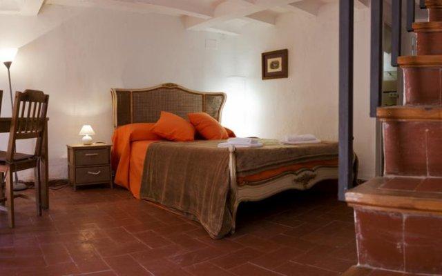 Отель Baronia Cal Fuster комната для гостей