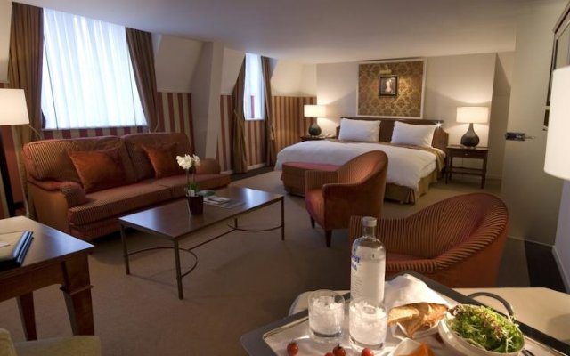 Hotel Dukes' Palace Bruges 1