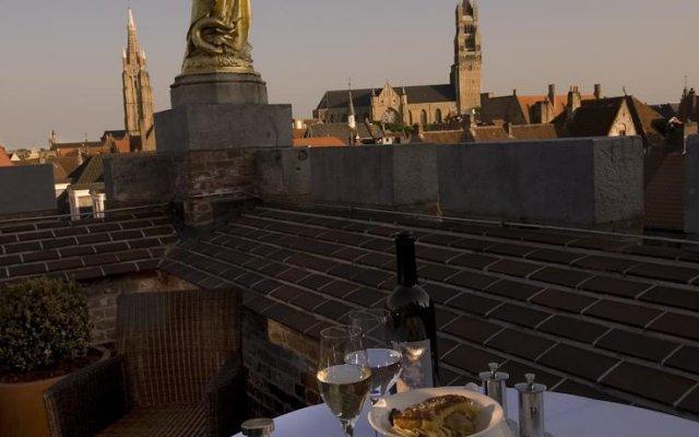 Hotel Dukes' Palace Bruges 0