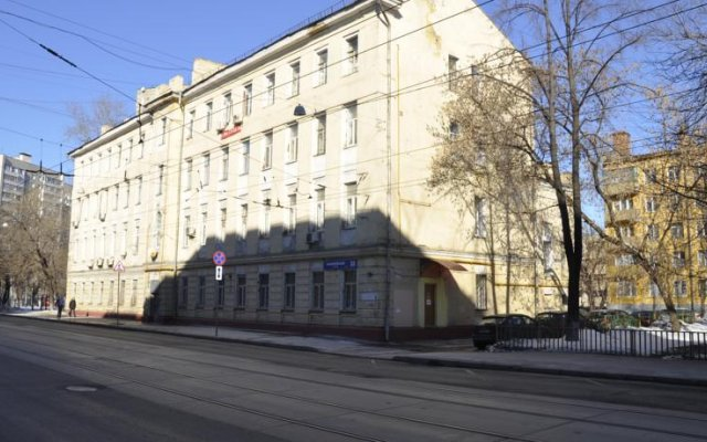 Мини-Отель Славянка вид на фасад