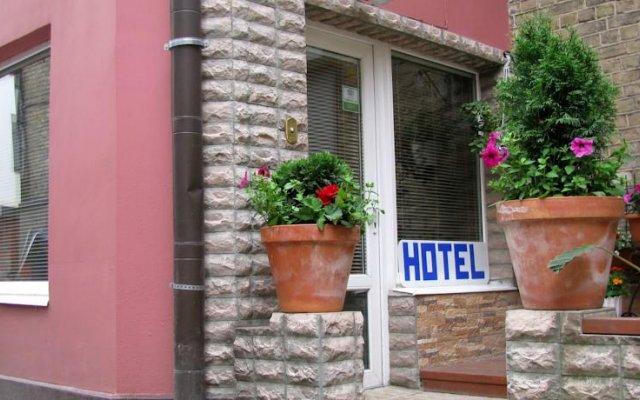 Отель Antik вид на фасад