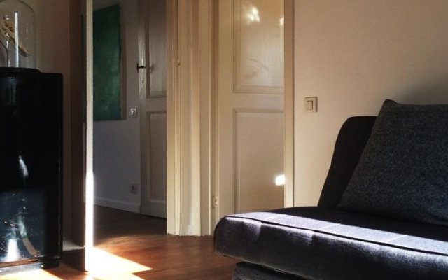 Отель B&B Van Volxem комната для гостей