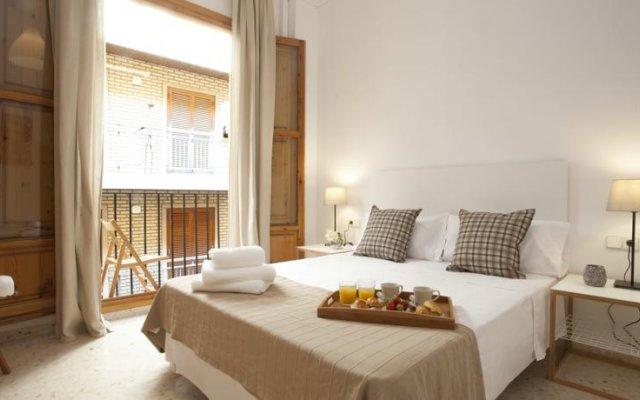Отель SingularStays Juristas комната для гостей