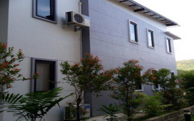 Отель The Naka House вид на фасад