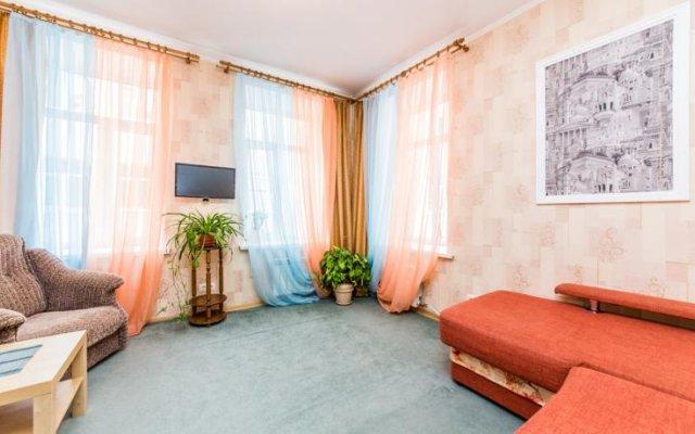 Гостиница A-RENT na Repina комната для гостей