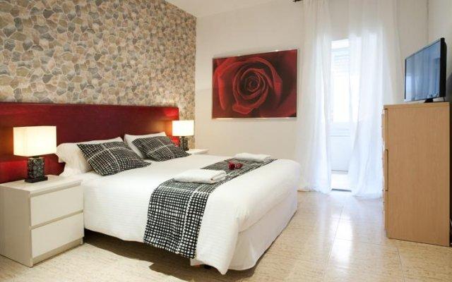 Отель Rainbow Испания, Барселона - отзывы, цены и фото номеров - забронировать отель Rainbow онлайн комната для гостей