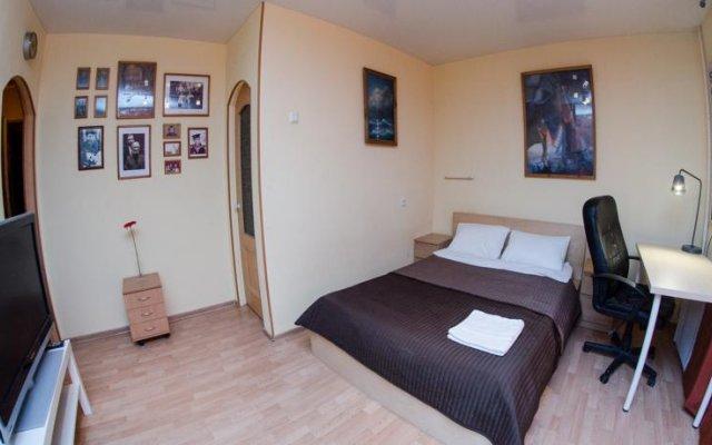 Апартаменты Apartments na Vostochnoy Екатеринбург комната для гостей
