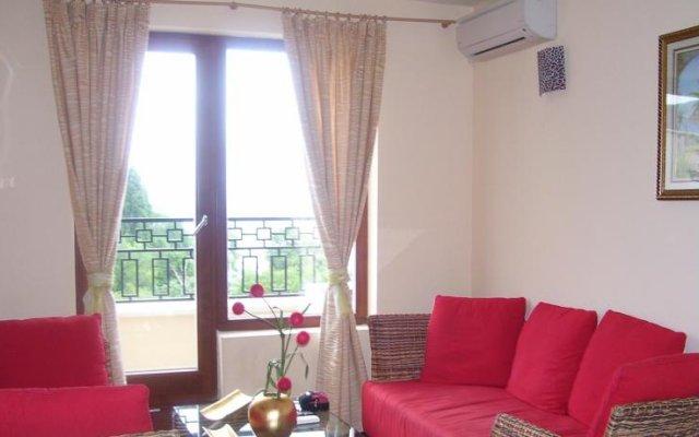 Отель Luxury Apartment Zlatna Kotva Болгария, Золотые пески - отзывы, цены и фото номеров - забронировать отель Luxury Apartment Zlatna Kotva онлайн комната для гостей