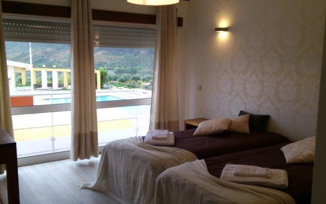 Отель Estalagem Portas de Rodao комната для гостей