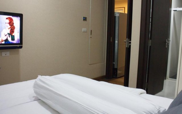 Отель Trendy Chidlom Бангкок комната для гостей