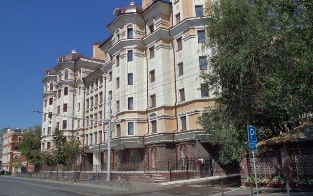 Hostel Chemodan вид на фасад