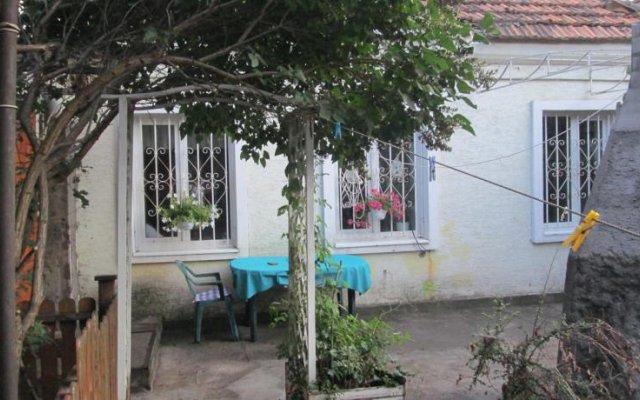 Гостиница Уютное вид на фасад