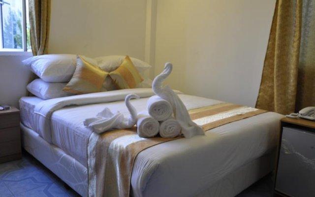 Отель Atoll Seven Inn комната для гостей