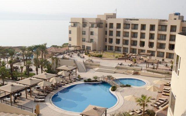 Отель Dead Sea Spa Hotel Иордания, Сваймех - отзывы, цены и фото номеров - забронировать отель Dead Sea Spa Hotel онлайн бассейн