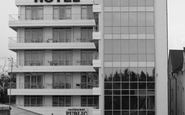 АС Отель вид на фасад