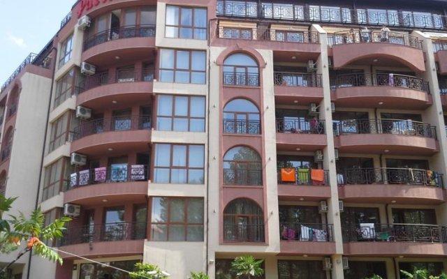 Апартаменты Igor Apartment in Pacific 3 Солнечный берег вид на фасад