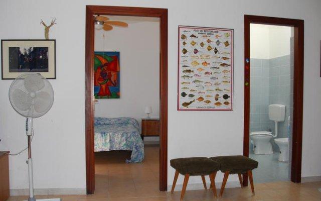 Отель A 150 metri dal Mare Фонтане-Бьянке комната для гостей