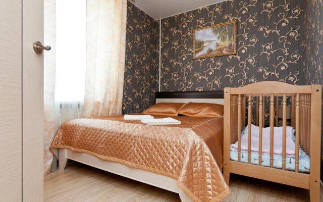 Апартаменты Likeflat Apartments Neskuchny Garden комната для гостей