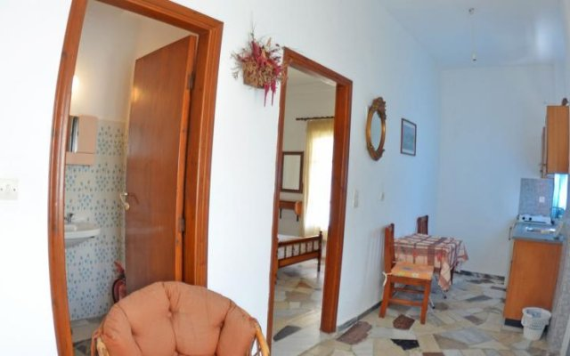 Отель Mariposa Корфу комната для гостей