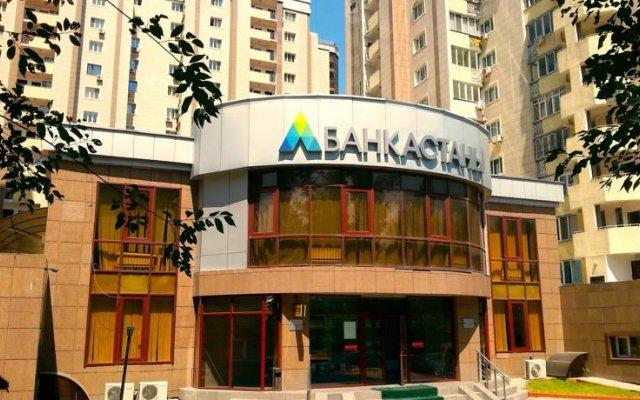 Salem Hostel Almaty вид на фасад