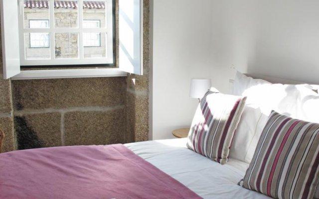 Отель Casa dos Barros Саброза комната для гостей