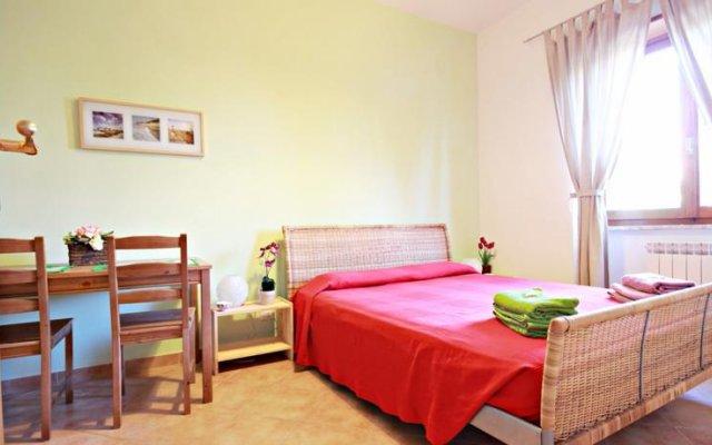 Отель B&B Il Corbezzolo Италия, Остия-Антика - отзывы, цены и фото номеров - забронировать отель B&B Il Corbezzolo онлайн комната для гостей