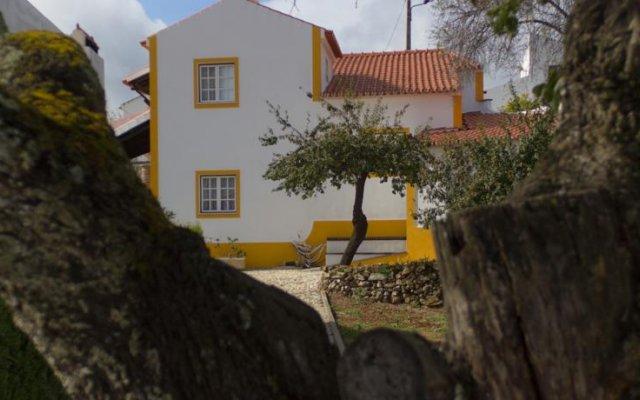 Отель Quinta da Fonte do Lugar вид на фасад