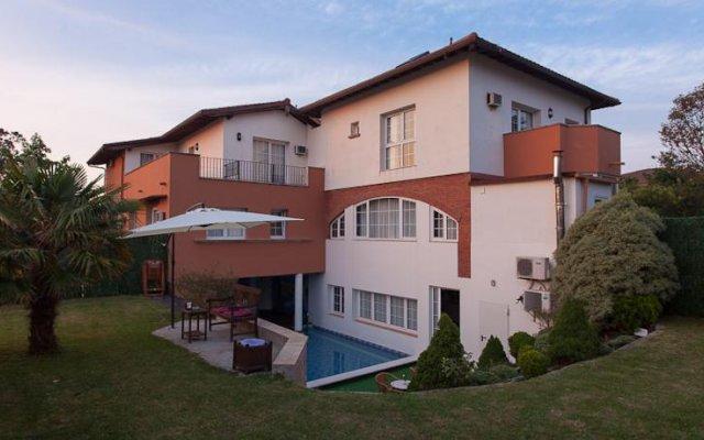 Отель Apartamentos La Hacienda de Arna вид на фасад