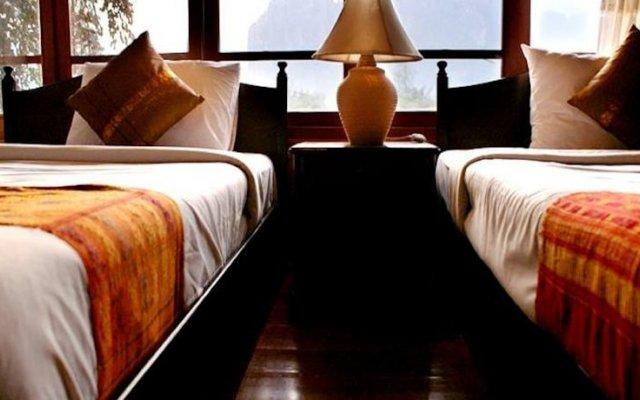 Отель Ban Sabai Bungalows комната для гостей