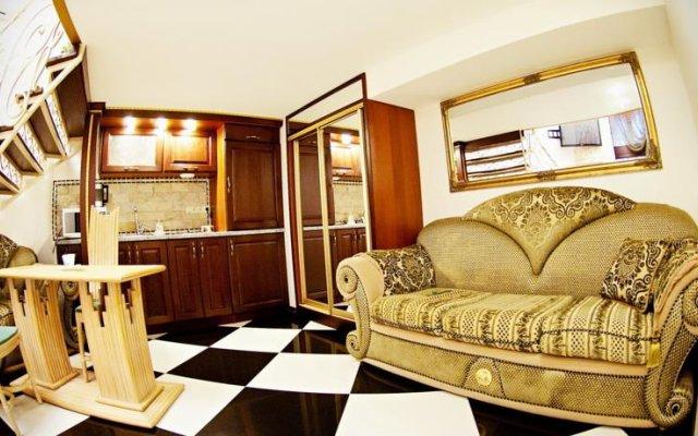 Гостиница Аппартаменты Версаль комната для гостей