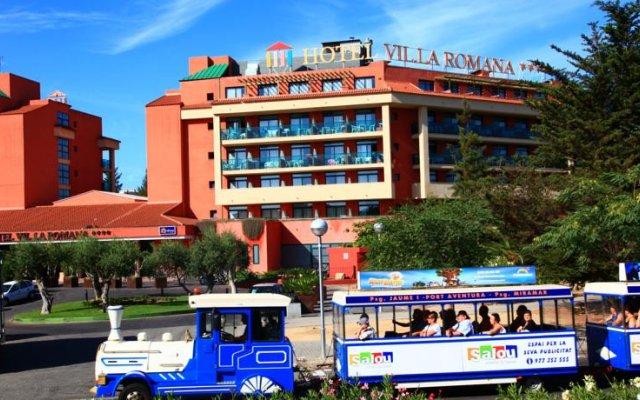 Отель Ohtels Vila Romana Испания, Салоу - 5 отзывов об отеле, цены и фото номеров - забронировать отель Ohtels Vila Romana онлайн вид на фасад