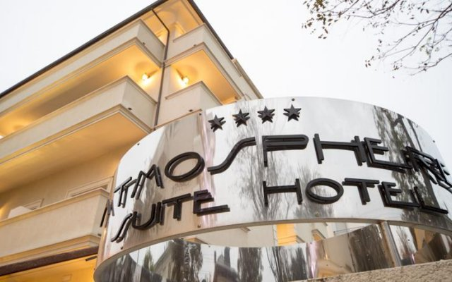 Atmosphere Suite Hotel вид на фасад