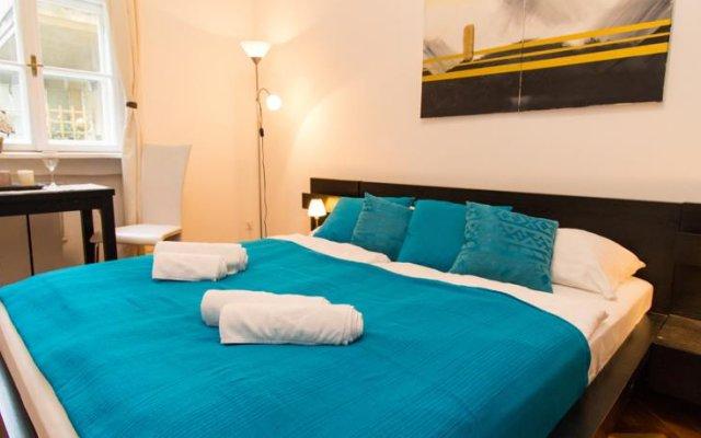 Апартаменты Checkvienna – Apartment Mollardgasse Вена комната для гостей