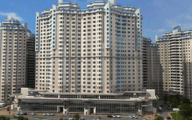 Апартаменты VIP Apartment вид на фасад