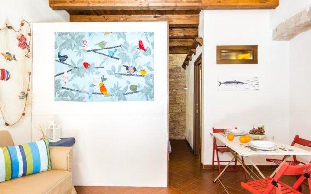 Отель Appartamento a Ortigia Сиракуза комната для гостей