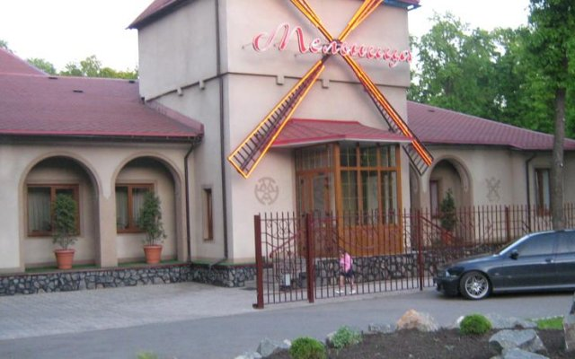 Melnitsa Hotel вид на фасад